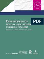 Emprendimientos sociales en sectores estrategicos de Colombia.pdf