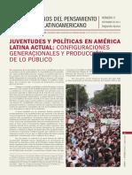 Cuaderno-No5-SegEpoca Juventudes y Subjetivación Política