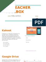 teacher toolbox presentation