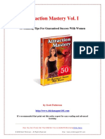 50 Tips for Attraction