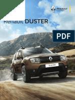 Catalogo Renault Duster