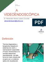 S5 - Cirugía Videoendoscopía (Miércoles)