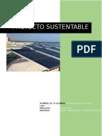 proyecto sustentable
