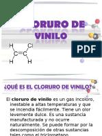 Cloruro de Vinilo