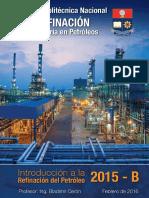 Libro Introducción a La Refinación Del Petroleo