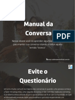 Manual Da Conversa eBook