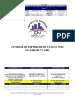 SGI-EST-V01-011 - Estandar de Prevencion de Riesgos Para Soldadura y Corte