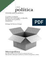 Gutierrez Rubi Antonio. Filopolitica. Filosofía para la política..pdf