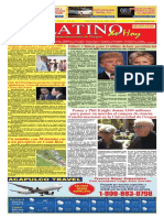El Latino de Hoy Weekly Newspaper of Oregon   10-18-2016