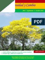 Suplemento Revista Continuidad y Cambio No 5 Año 2016