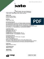 Interes Privados vs Bienes Públicos RFLACSO-ED49-13-Gary