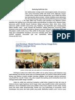 Marketing Politik Dan Citra