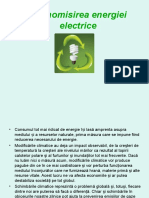 0 1 Economisirea Energiei Electrice