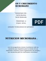 Nutricion y Crecimiento Microbiano (1)