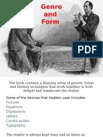 genre and form curious