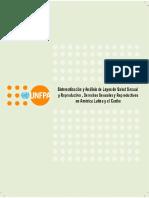 Unfpa Legislacion Salud Sexual y Reproductiva