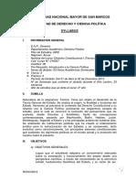 derecho constitucional 1 - Teoría del Estado UNMSM.pdf