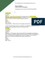 Dessler--Human Resource Management 13e