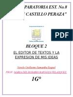 BLOQUE 2 Informatica Prepa 8 .-.