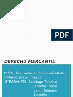Compañía de Economía Mixta EXPO