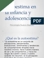 Autoestima en la infancia y adolescencia.pptx