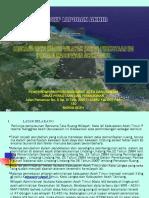 RTRW Perkotaan Idi Aceh Timur Tahun 2007