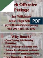--- Jenks High School Bunch - Jay Wilkinson