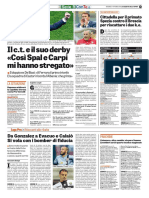 La Gazzetta dello Sport 21-10-2016 - Calcio Lega Pro