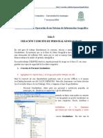 Guía 2 - Geodatabase