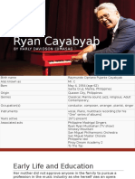 Ryan Cayabyab Report