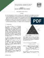 Informe 2 Análisis Espectral Por Un Prisma