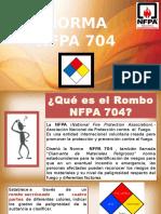 Triangulo NFPA 704