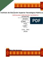 Proyecto de Felix Jara Trinidad