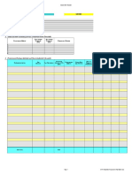 Procurement Plan Template