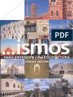 182. ISMOS Para Entender La Arquitectura - Jeremy Melvin
