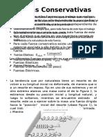 diapositivas Fuerzas Conservativas