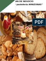 Plan de Negocio Panaderia Concluido