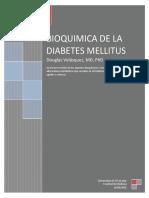 Bioquimica de La Diabetes Mellitus Dr. Douglas Velásquez
