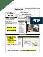 Ta Procesos Cognitivos 2014 -1 m2