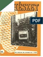 Méhészet 1984 11