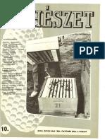 Méhészet 1984 10