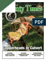2016-10-20 Calvert County Times