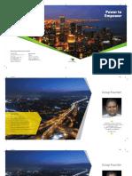Gupta Power Brochure