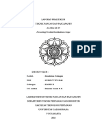 Laporan Praktikum Tpp 4
