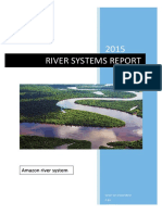 river amazon - dams and pollution