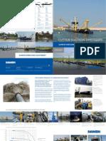 Brochure Cutter Suction Dredger 01 2016