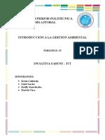 Informe- Yasuní - Copia