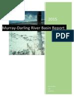 river murray-darling - salination