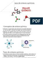 Quimica Unidad 2 Enlaces Quimicos
