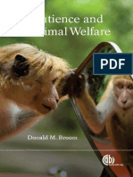 Donald Broom Sentience and Animal Welfare